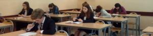 Uczniowie szkół ponadgimnazjalnych  sprawdzali swoją wiedzę zeznajomości historii Ziemi Łowickiej