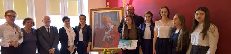 XIV edycja Konkursu Papieskiego