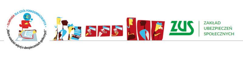 """Szkolny etap Ogólnopolskiej Olimpiady """"Warto wiedzieć więcej oubezpieczeniach społecznych"""""""