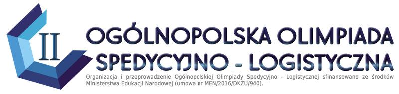 Awans Szymona Flisa doetapu okręgowego IIOgólnopolskiej Olimpiady Spedycyjno-Logistycznej