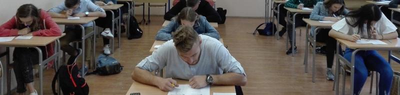Etap szkolny IIIOgólnopolskiej Olimpiady Spedycyjno-Logistycznej