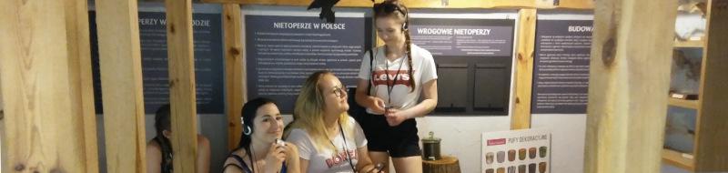 Wizyta grupy przyrodniczej warboretum wRogowie