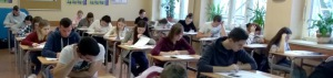 Tegoroczni maturzyści pisali maturę próbną