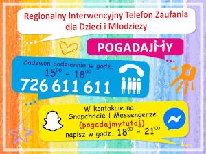 Regionalny telefon zaufania
